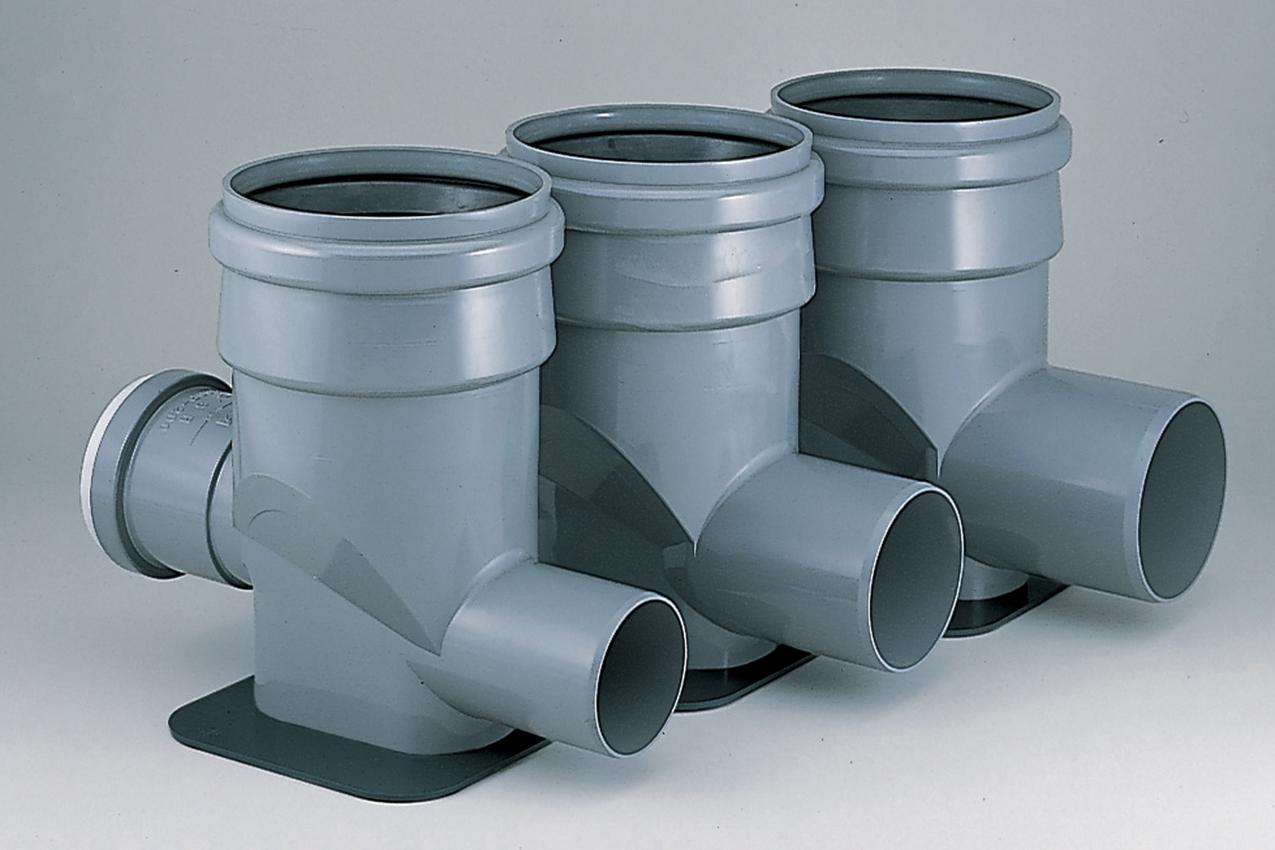 排水・汚水・雨水の枡(桝)。どんな種類のものがある? 電材管材ドットコム